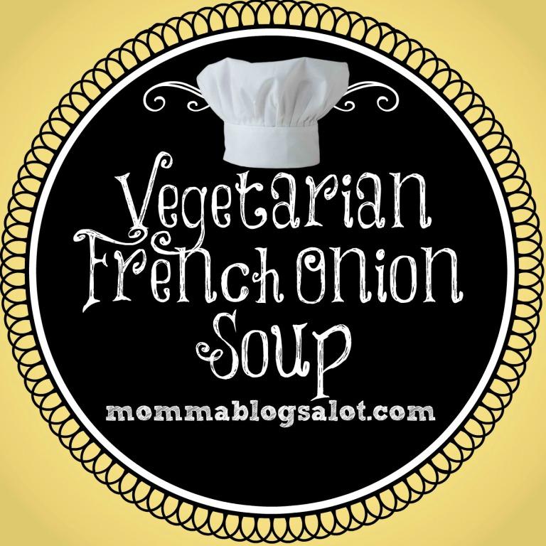 french onion soup @ mommablogsalot