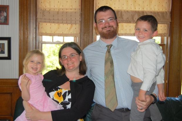 2012 family portrait