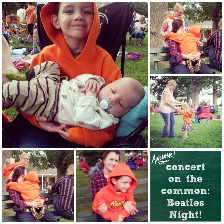 town concert