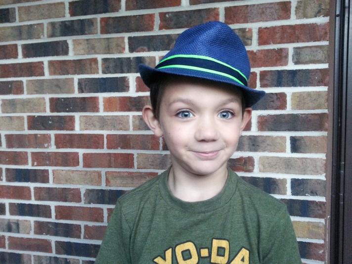 my second grader