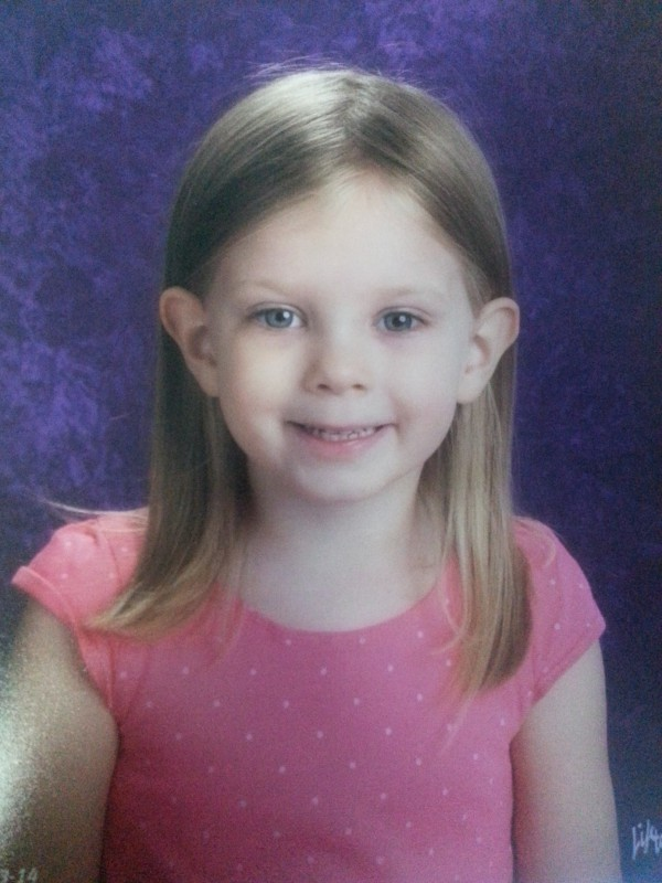 her 4K class picture