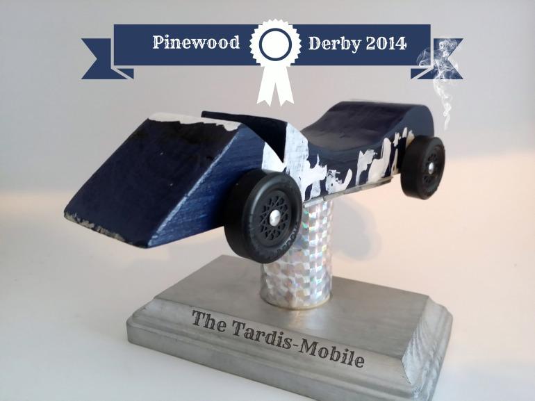 pinewood derby 2014