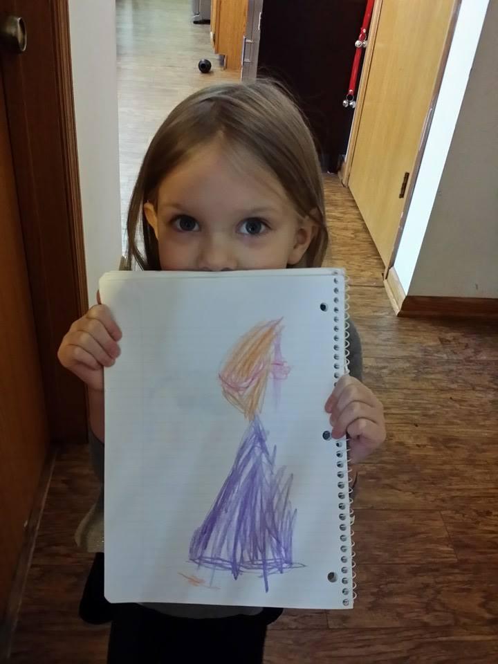 A future self portrait