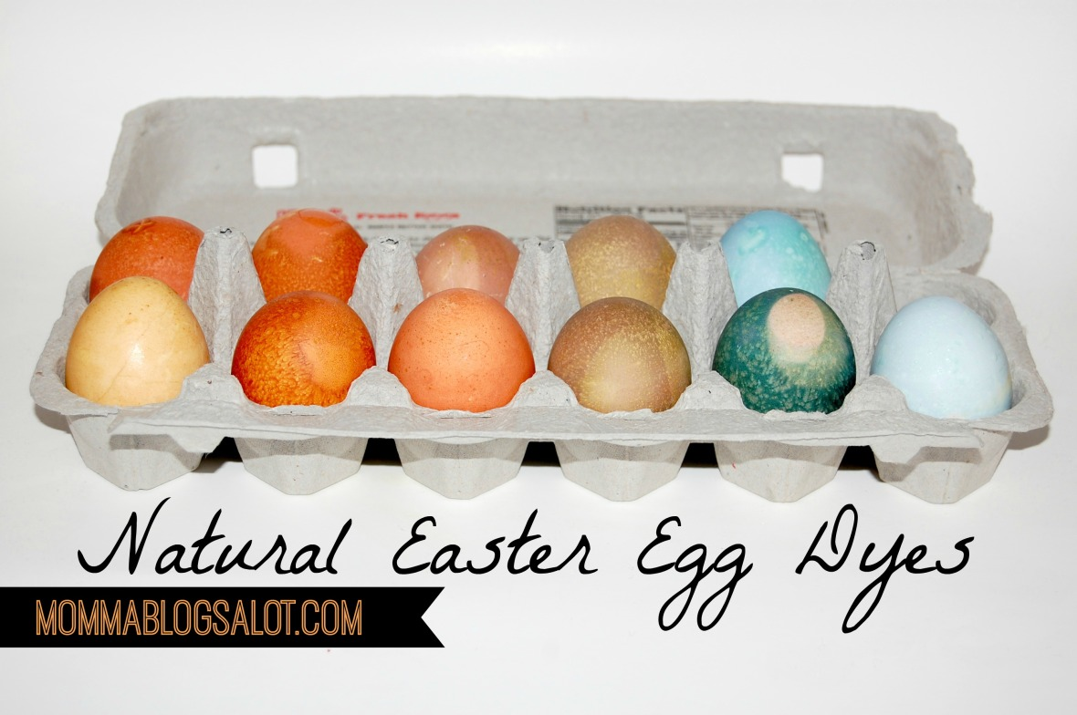 2014 natural easter egg dyes