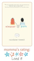eleanor and park by rainbow rowell