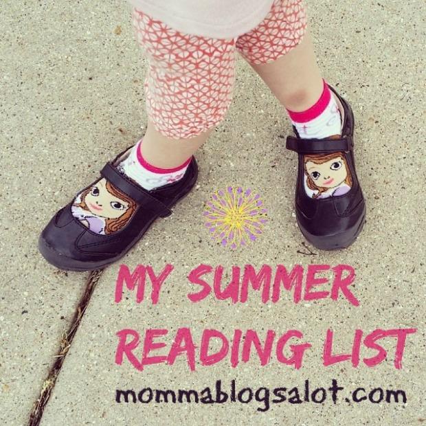 summer reading list 2014