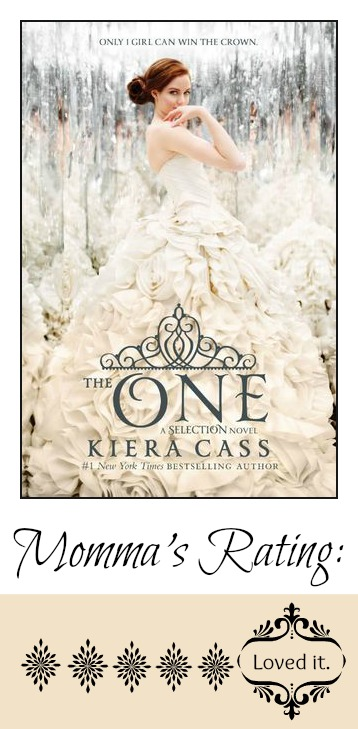 the one by kiera cass