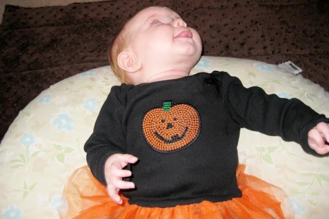 2009 her first Halloween