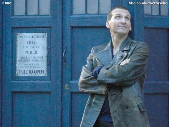 the_ninth_doctor_tardis