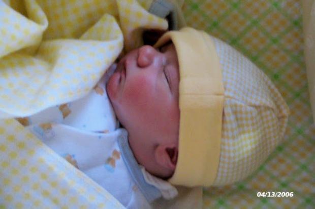 MM, 1 week old