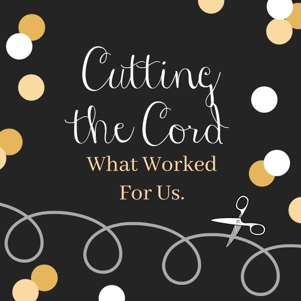 cuttingthecord